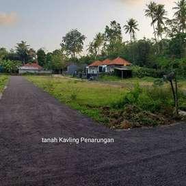 Tanah Kavling SHM murah Penarungan Mengwi Badung Denpasar Utara Bali