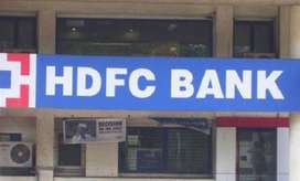 HDFC Bank process hiring Back office executive /CCE positions in NCR