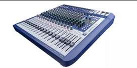 Mixer Soundcraf signature 16