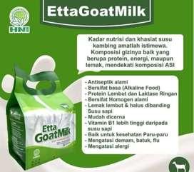 Etta Goatmilk Nutrisi Untuk memperbaiki Nafsu Makan Anak dengan Cepat