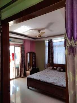 In Senikuthi  3bhk Reesel flat