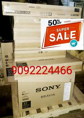 "43"" INCH NEW SONY BRAVIA LED TV 50% OFFERED SALES"