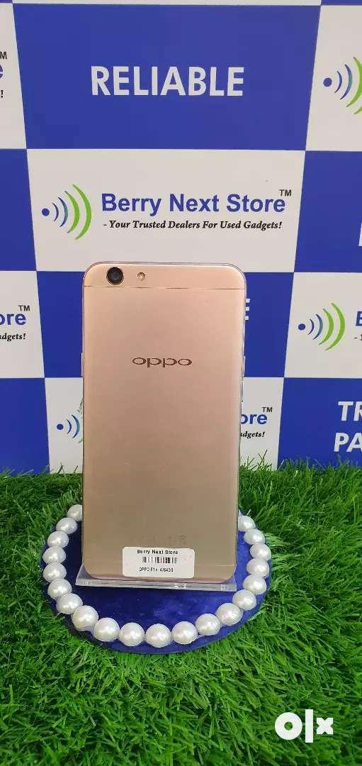 Oppo F1s - 4GB RAM - 64GB Storage - Excellent Condition 0