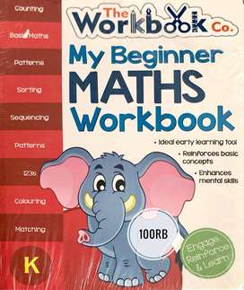 BUKU MATIMATIKA MY BEGINNER MATHS WORKBOOK
