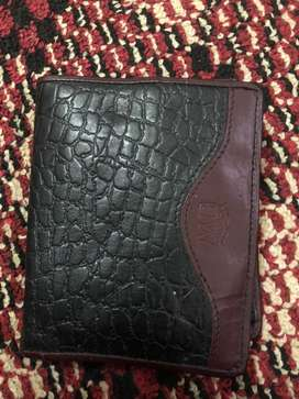 Mens wallet original leather
