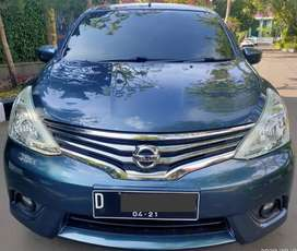 Antik Grand Livina XV 2014, KM 17rb