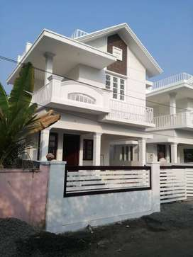 3bhk semifurnished house. Ready to move