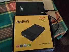 USB Harddisk External