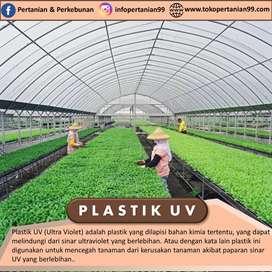 Terlaris Plastik UV Sebagai Atap Perkebunan