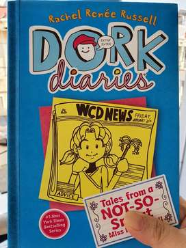 Dork Diaries Book 5. Tales From A Not So Smart Miss Know It All