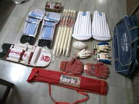 Cricket kit with bag - 6000,Teak dressing table with stool-4000