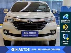 [OLX Autos] Toyota Avanza 1.3 G Bensin A/T 2017 Putih