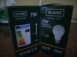 Lampu led aliano 7 watt