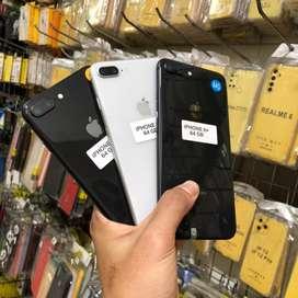 Iphone 8 plus 64Gb bergaransi imei bosku