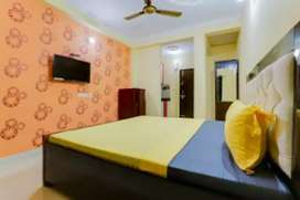 Availability unisex hostel in crossing republik Ghaziabad