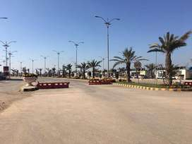 3 marla plot for sale on 5 years easy installment Al-Noor orchard LHR