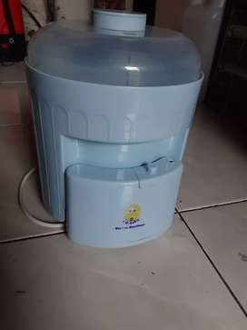 IQ.Baby express steam sterilizer