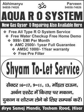 Aqua ro system