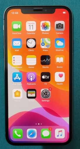 Iphone x 256 gb silver 37000ya 38000 wale msg na kre