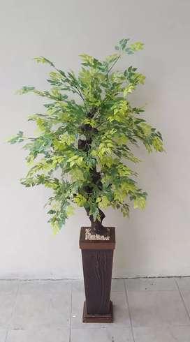 Pohon artificle \ imitasi dengan tinggi -+140 cm