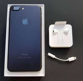 Iphone 7 plus 3 months old in a brand new condition with bill box   we