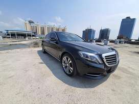 Mercedes benz S400 AMG 2014 Black