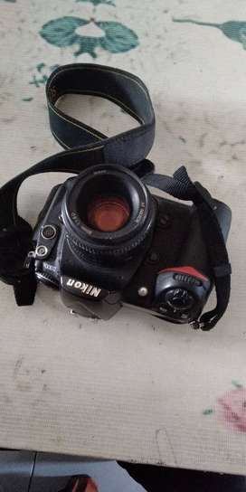 Nikon D300s + Nikkor 50mm f1.8