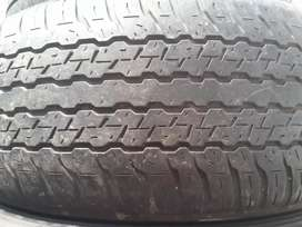 Ban new fortuner / pajero dunlop 18 / 265 60 . 4 pcs
