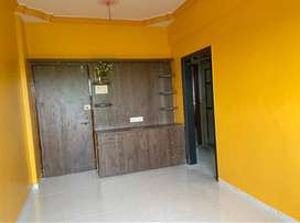 1BHK On Rent in sector 35 kamothe near main Road Kamothe
