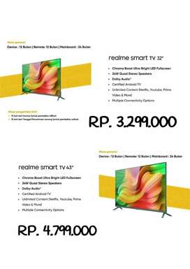 TV android Realme