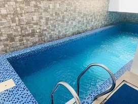 PEMBUATAN WATERPARK PRIVATE POOL MURAH | SINGKAWANG