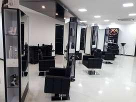 TONI&GUY London Salon for INR 33 lakhs at Bangalore. IMMEDIATE SALE !!
