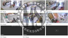 Paket promo murah CCTV original terbaik dahua 2mp 4ch