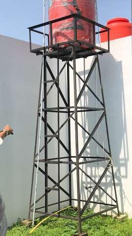 Tower air Bandung TKI5 ambil sendiri