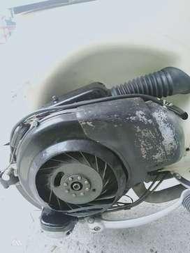 Motor bekas piagio vespa sprin thn 76