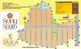 Near by Many villas project well developed layout at affordable prices