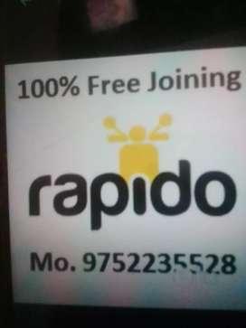 Rapido bike,taksi