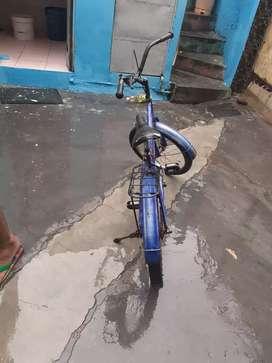 Mast baby cycle