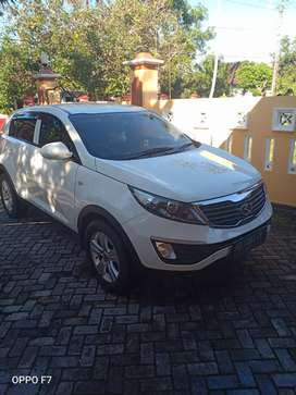All New Sportage 2013