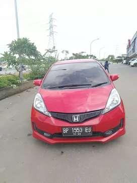 Honda Jazz RS 1.5 AT tahun 2012 Merah