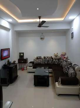 Resale 2bhk semi furnished flat at covered campus plz call 4 visit