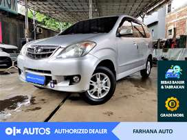 [OLX Autos] Daihatsu Xenia 2010 Xi Deluxe Plus 1.3 Bensin A/T #Farhana