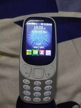 Nokia 3310 in a brand new condition