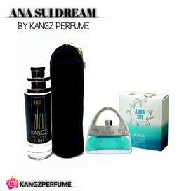 Kangz Perfume Ana Sui Dream / Parfum wanita awet dan tahan lama