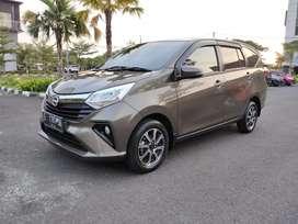 BAGUS BANGET Daihatsu Sigra R Dulux 2019 Metik