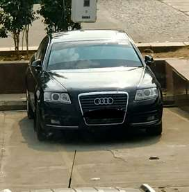 Audi A6 BLACK, Army officer owned
