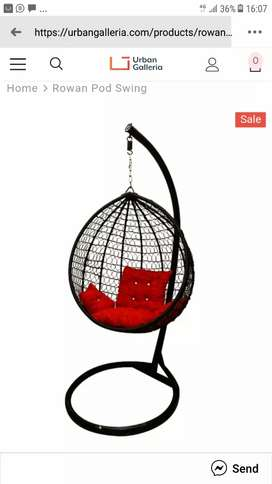 Hanging chair sale mela deleivery free
