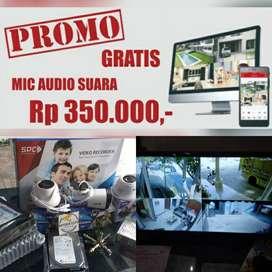 *Paket CCTV Premium Gambar Jernih~
