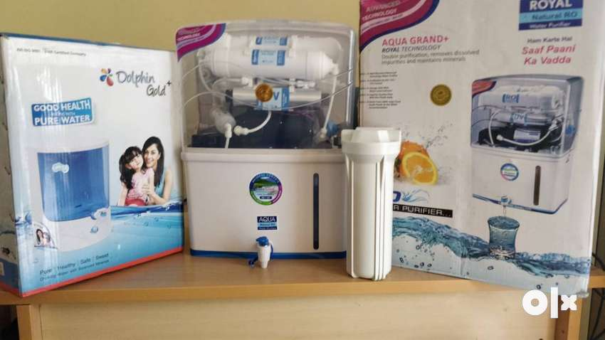 Brand new Ro water purifier for just 4999 0