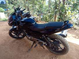 Pulsar 180 well maintained